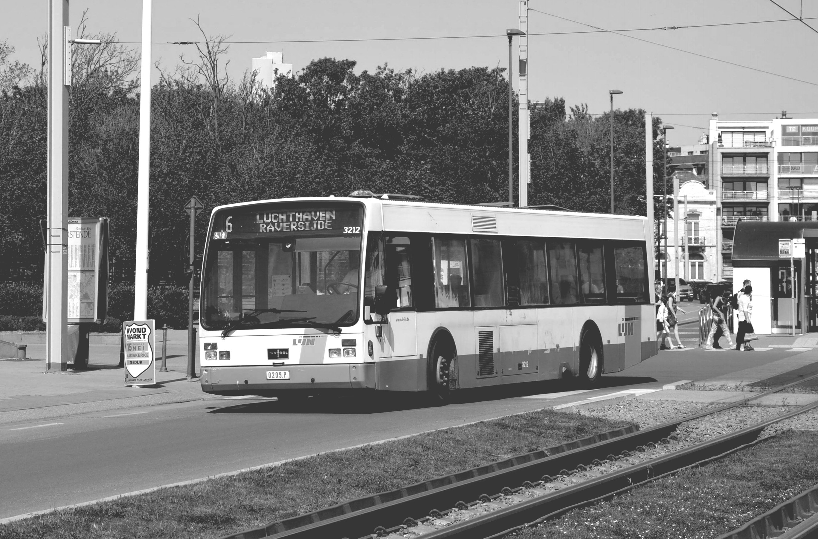 Collectie bus 3212.