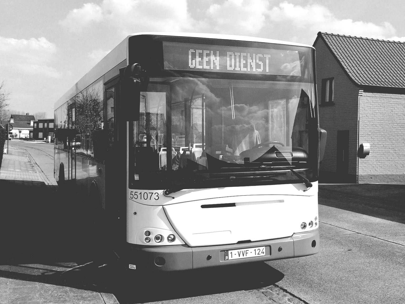 Collectie bus 551073.