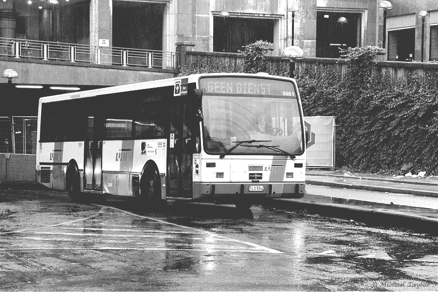 Collectie bus 3551.